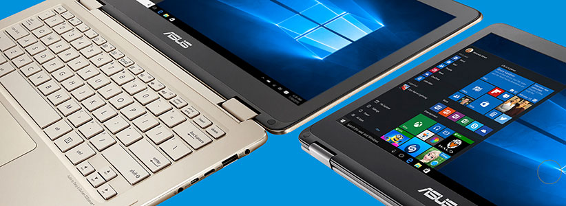 نقد و بررسی لپتاپ ایسوس Zenbook Flip UX360UA