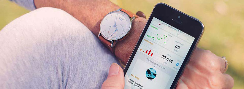 نقد و بررسی ساعت هوشمند ویدینگز Activite White