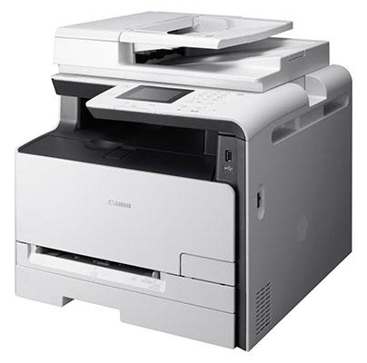 راهنمای خرید پرینتر لیزری Canon i-SENSYS MF628Cw Color Multifunction Laser Printer