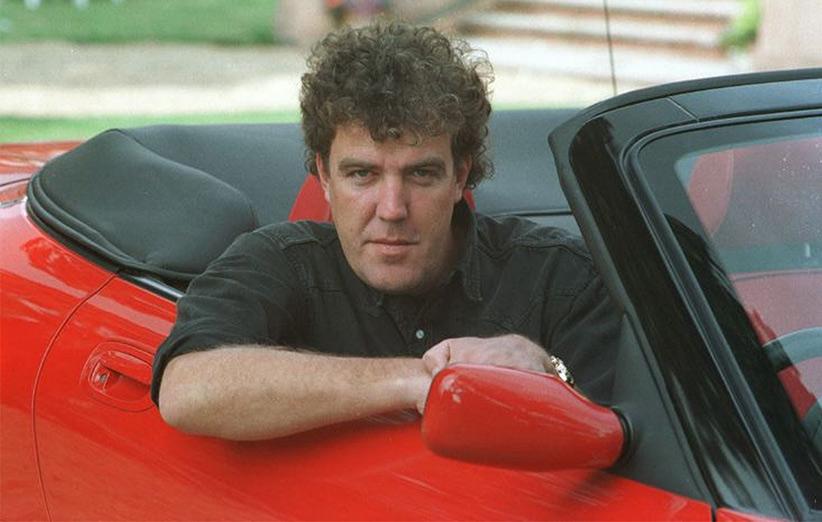 جرمی کلارکسون جوان به تدریج توانست با اجرای برنامهی تاپگیر طرفداران زیادی پیدا کند.