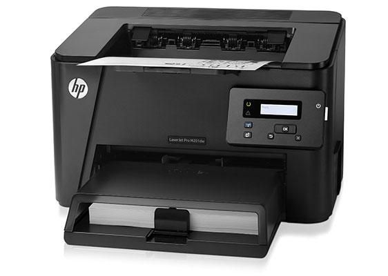 راهنمای خرید پرینتر لیزری HP LaserJet Pro M201dw Laser Printer
