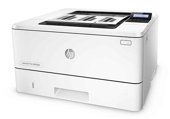 راهنمای خرید پرینتر لیزری HP LaserJet Pro M402dn Printer