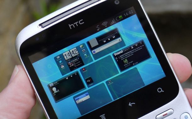 اچ تی سی چاچا - HTC ChaCha