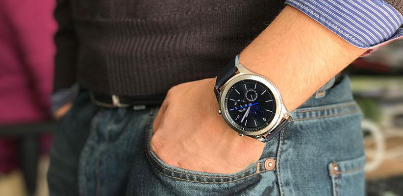 ساعت هوشند سامسونگ Gear S3