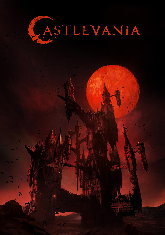 Castlevania-Netflix