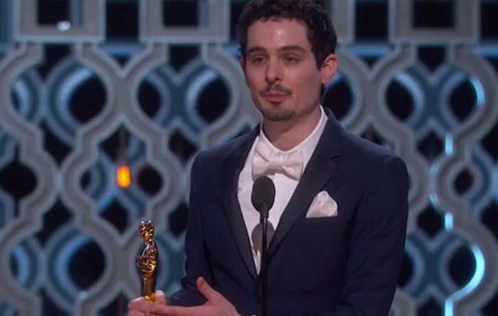DamienChazelle-Oscars2017