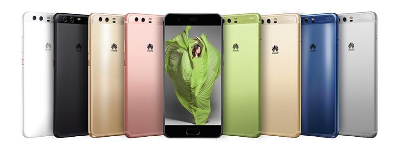 HuaweiP10GroupShot