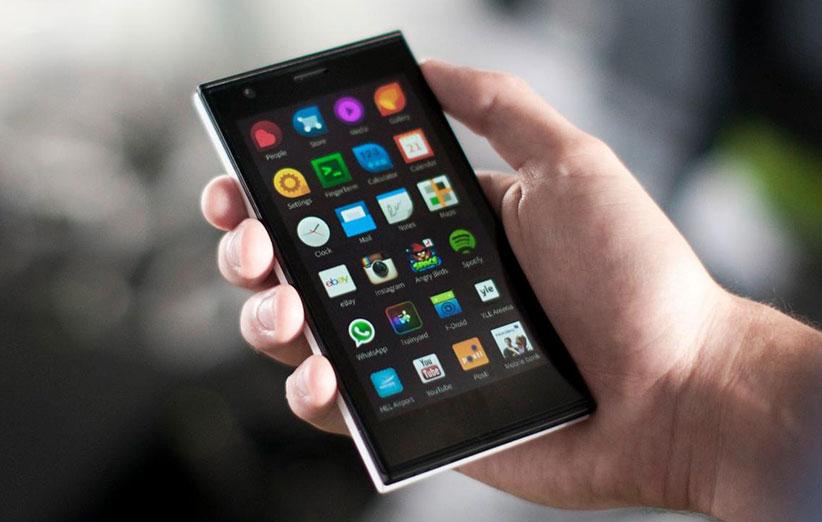 Sailfish ؛ سیستم عامل جدیدی برای گوشیهای هوشمند