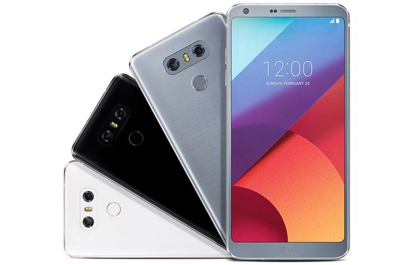 تصاویر رسمی از جدیدترین گوشی شرکت LG به نام الجی G6 لو رفت