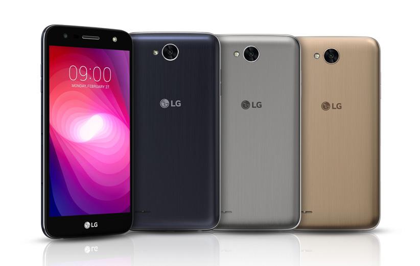 گوشی جدید LG X power 2 با اندروید نوقا و باتری ۴۵۰۰ میلیآمپری