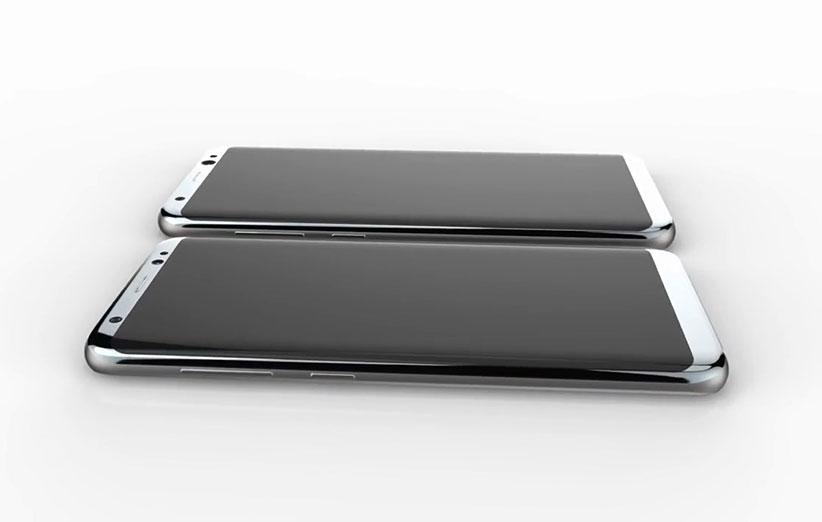 ویدیوی لو رفته از گلکسی S8 را ببینید