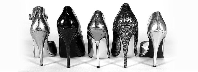 راهنمای خرید کفش مجلسی و کفش پاشنه بلند زنانه