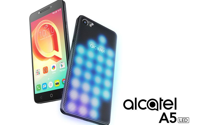 شرکت آلکاتل در نمایشگاه MWC 2017 گوشی و تبلت جدید معرفی کرد