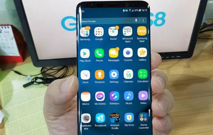 جدیدترین تصاویر گلکسی S8 پلاس را حتما ببینید