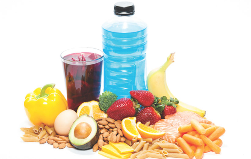 диета для марафонца