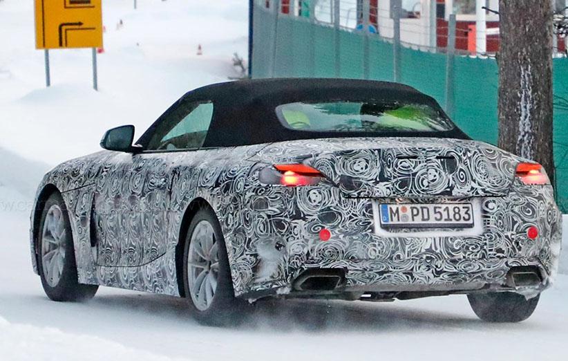 آیا قرار است خودرو BMW Z4 بازنشست شود؟