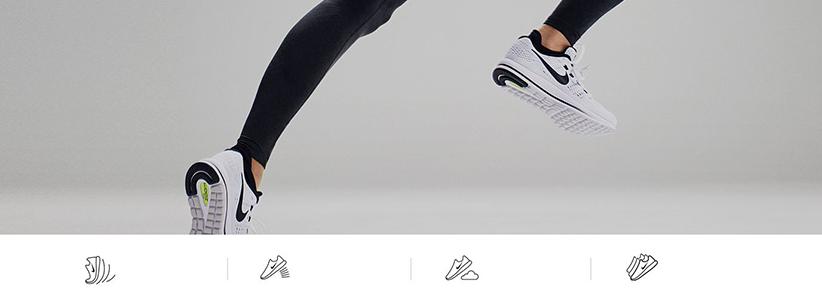 خرید اینترنتی کفش اسپرت زنانه در فروشگاه اینترنتی کفش ورزشی
