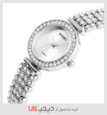 ساعت مچی عقربه ای زنانه اسکمی