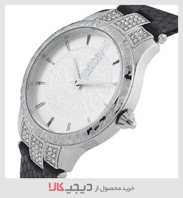 ساعت مچی عقربه ای زنانه جاست کاوالی مدل JC1L004L0015