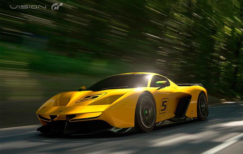 خودروی Gran Turismo جدید را امروز در نمایشگاه ژنو ببینید