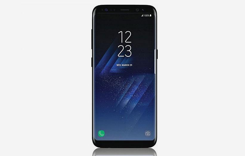 نام صفحه نمایش گوشی گلکسی S8 مشخص شد
