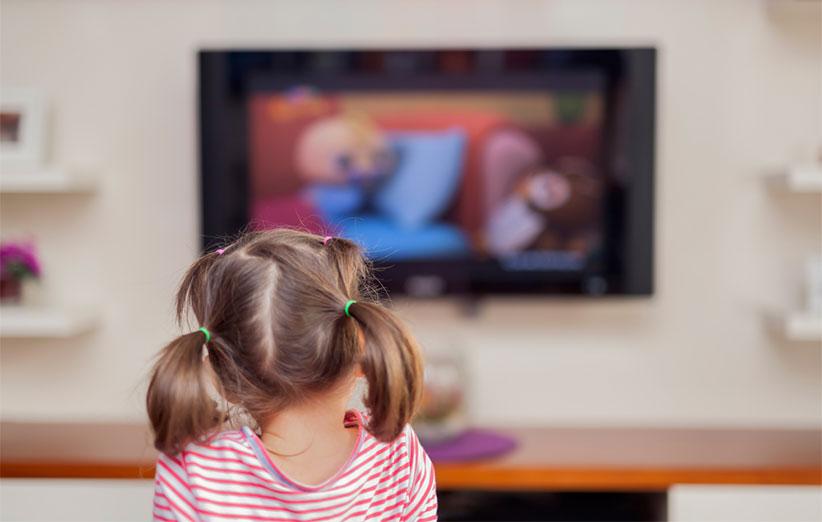 تماشای زیاد تلویزیون
