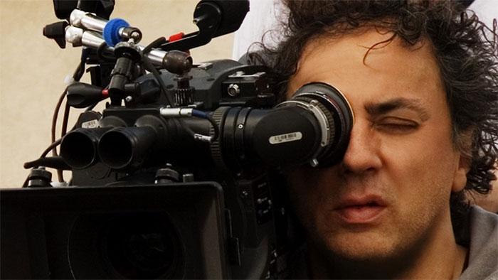 فیلمبردار ایرانی_داریوش_خنجی