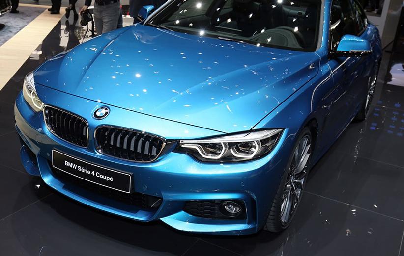 تصاویر BMW سری ۴ فیسلیفت را ببینید