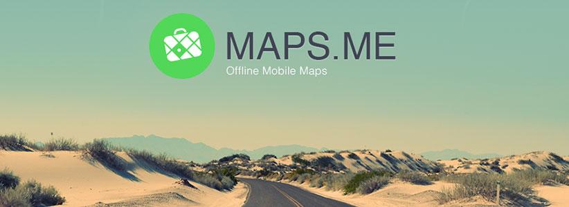 اپلیکیشن مسیریابی - مپس.می