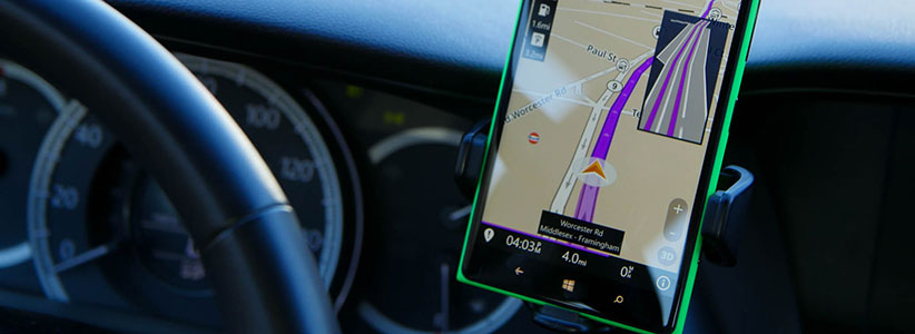 اپلیکیشن مسیریابی - سایجیک