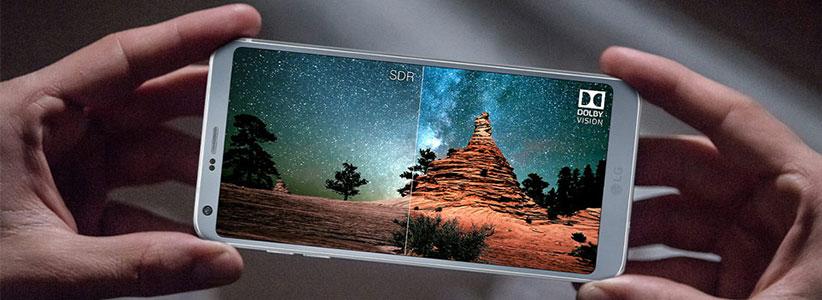 گوشی موبایل الجی جی ۶