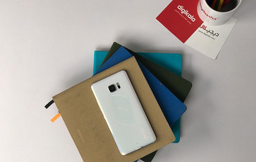 نقد و بررسی گوشی HTC U Ultra در دیجیکالا مگ