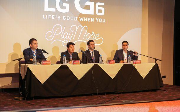 معرفی گوشی هوشمند الجی G6 در تهران - اردیبهشت 96