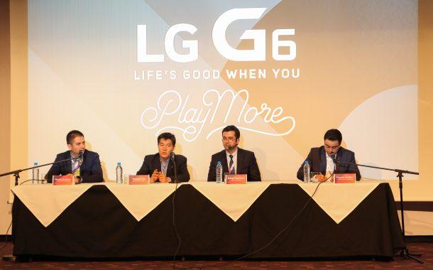 معرفی گوشی هوشمند الجی G6 در تهران - اردیبهشت 96 - 2