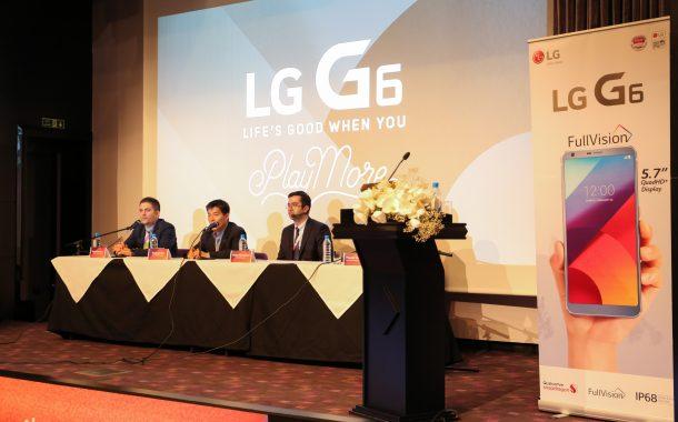 معرفی گوشی هوشمند الجی G6 در تهران 96