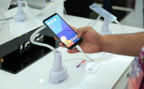 گوشی هوشمند الجی G6