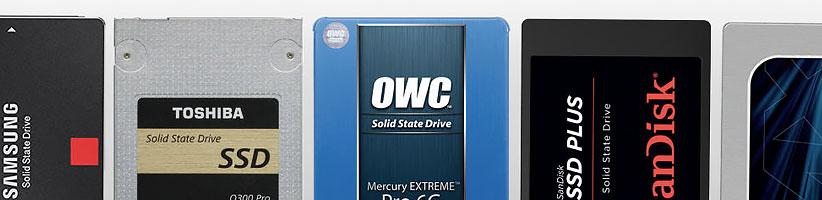 پی سی گیمر - حافظه SSD