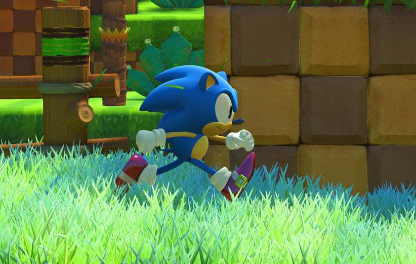 روند بازی Sonic جدید را ببینید