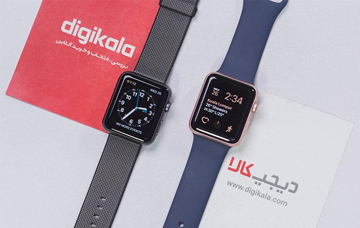 نقد و بررسی اپل واچ سری ۲ (Apple Watch Series 2 )- اردیبهشت 96