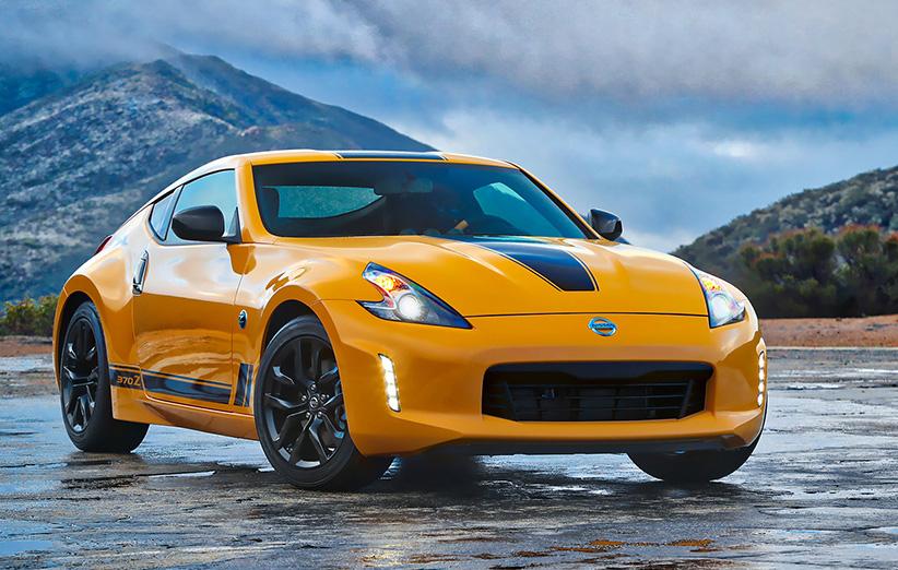 نیسان ۳۷۰z جدید در نمایشگاه خودرو نیویورک حاضر میشود