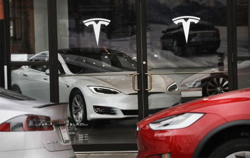 تسلا به ارزشمندترین خودروساز آمریکایی تبدیل شد