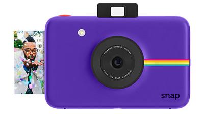 دوربین عکاسی چاپ سریع پولاروید مدل Snap
