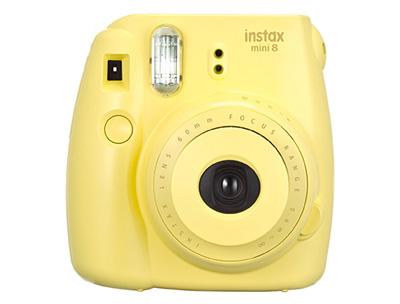 دوربین عکاسی چاپ سريع فوجی فیلم مدل Instax Mini 8