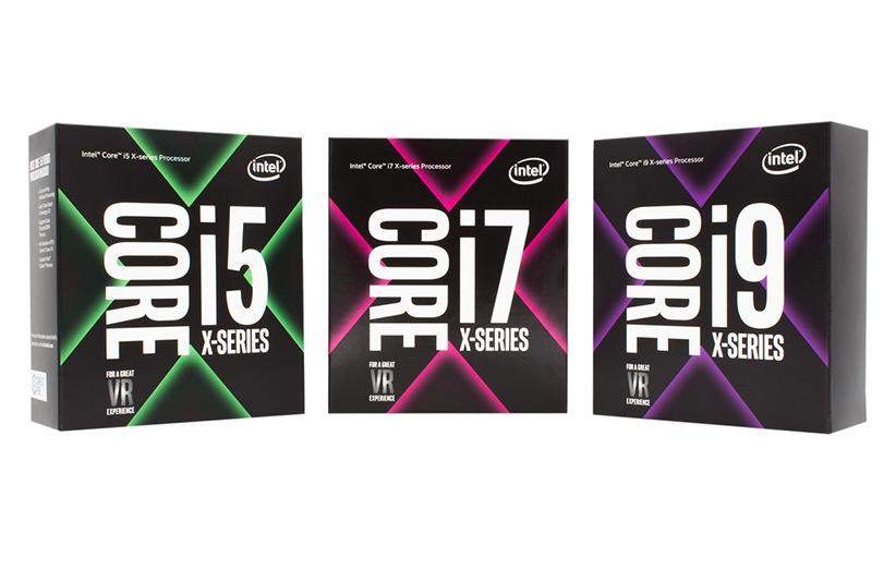 سری پردازندههای اینتل Core X جدید و Core i9 رونمایی شدند