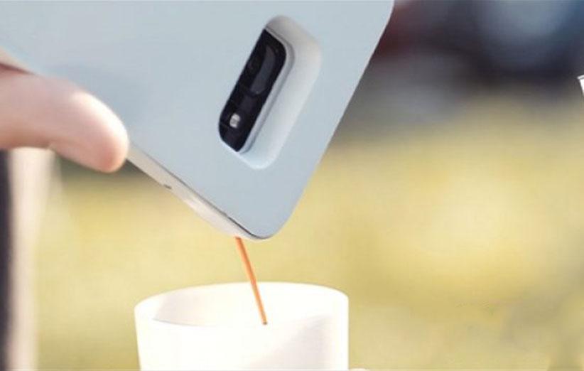 این قاب موبایل برایتان اسپرسو درست میکند
