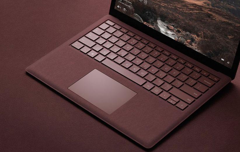 تصاویر لپتاپ جدید مایکروسافت به بیرون درز کرد
