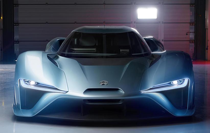 خودرو الکتریکی Nio EP9، رکورد پیست نوربرگرینگ را شکست