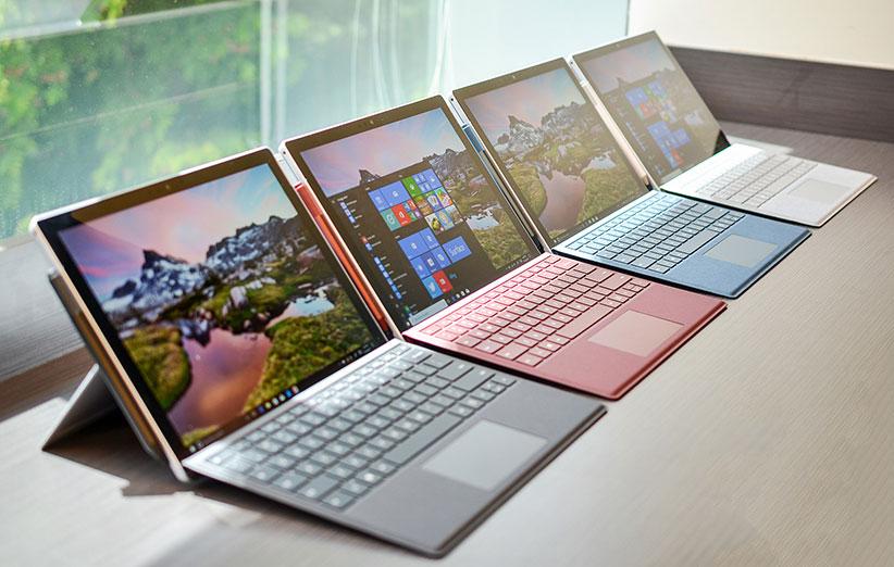 سرفیس پروی جدید مایکروسافت معرفی شد