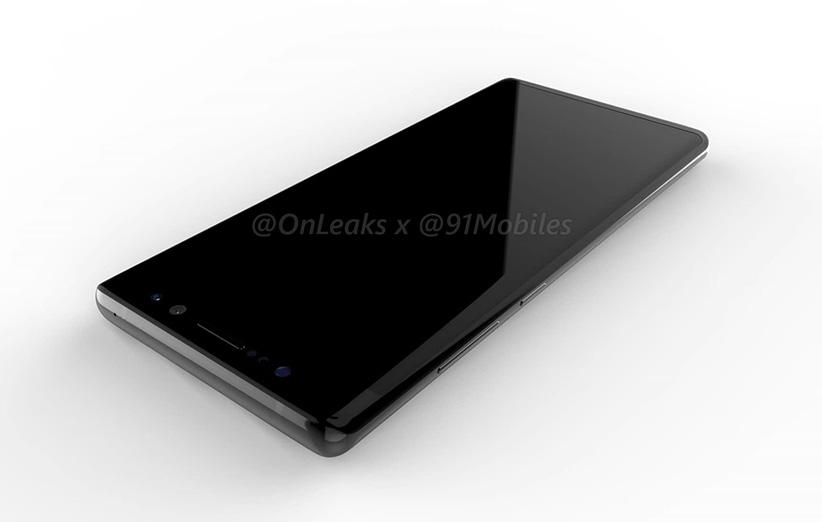 اولین نگاه به مدل نهایی Galaxy Note 8
