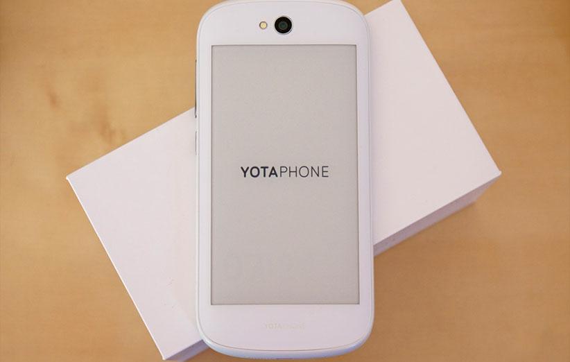 YotaPhone 3 ؛ تلفن همراهی با دو صفحه نمایش